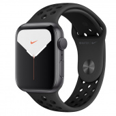 Apple Watch Sport 5 Nike+ (44mm) Space Gray, Anthracite/Black