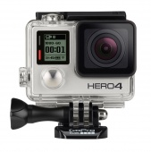 GoPro Hero 4 Silver + Flash 16Gb и СЗУ