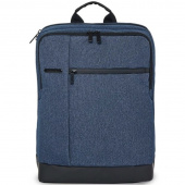 Рюкзак RunMi 90 Points Classic Business Backpack Темно-Синий
