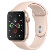 Apple Watch Sport 5 (44mm) Gold, Pink Sand