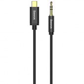 Аудио кабель Baseus AUX / TYPE-C Yiven Audio Cable M01 (120см)