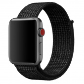 Браслет Sport Loop для Apple Watch 38/40mm Нейлон